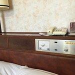 宍道湖温泉 ホテル一畑本館4階喫煙シングルルームとレストラン