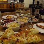 Nossa noite de queijos e vinhos na suite Saha
