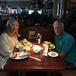44 years of blissful marriage.