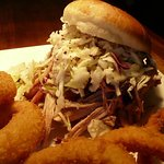 Add Slaw to your Pulled Pork sandwhich!
