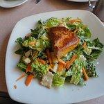 Salad + Tuna