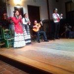 La Casa del Flamenco Auditorio Alcantara Foto