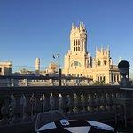 Vista desde la terraza del comedor/desayunador