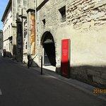 レアチュー美術館の入口