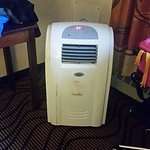 Portable AC Unit, leaking water & not cooling room - Dirty