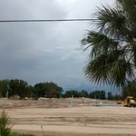 New subdivision going in a block away