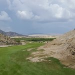 Golf course was excellent with great views of the Big Bend counrty
