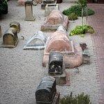 Barcelona Roman Tombs