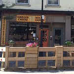 Grilled Cheese Social Eatery, 53 Dunlop Street East, Barrie ON