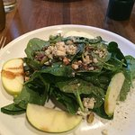 better spinach salad