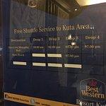 Photo de BEST WESTERN Resort Kuta