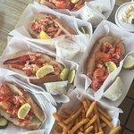 Lobster rolls!!!!