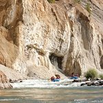 Whitewater rafting with Mountain High Adventures