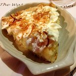 Coconut Cream Pie... good!