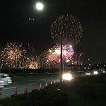 幕張の花火大会