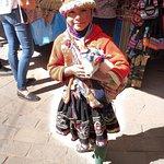 Foto de Mercado Abierto de Pisac