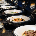 中華料理餐檯