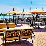 DOX Restaurant and Lounge Seasonal Patio