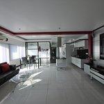 B-67 Living Room