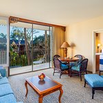 Garden View Suite Living Room