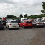 Top car park first day