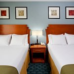 Holiday Inn Express LaGuardia Airport Foto