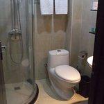 Brilliant bathroom