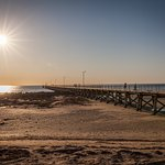 view of Moonta Bay Jetty