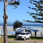 Moonta Bay Caravan Park Beach Front Sites