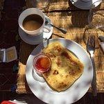 Moroccon pancake