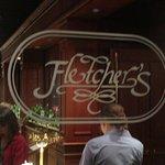 Fletchers - front sign