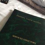 Foto de The Faenol Fawr Country Hotel & Leisure Club