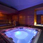 SPA con sauna e idromassaggio