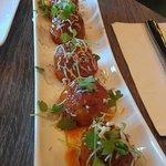 Buffalo Chicken Meatballs!