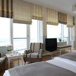 Doppelzimmer Komfort mit Ausblick zur Seeseite