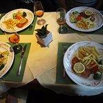 Restaurant Bellevue-Pinte Foto