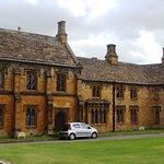 Sherborne Abbey Foto