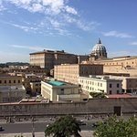 Looking at Vatican City