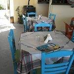 Authentic Greek taverna