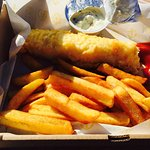 Fish and Chips Vagninnの写真