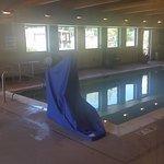 Salt water pool rather than chorine