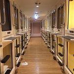 Foto di Shinjuku Kuyakushomae Capsule Hotel