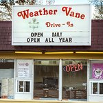 Weathervane Ice Creme.