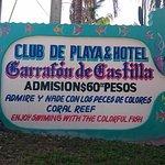 Hotel & Beach Club Garrafon De Castilla Foto