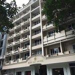Bong Sen Hotel Saigon Foto