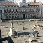 Veduta su Puerta del Sol