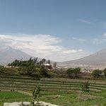 Miles de andenes en todo Arequipa