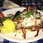 Amazing lobster special!