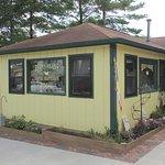 Reid's Beans Coffee Shop, E. Main St., West Branch, IA