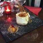 Amazingly good dessert